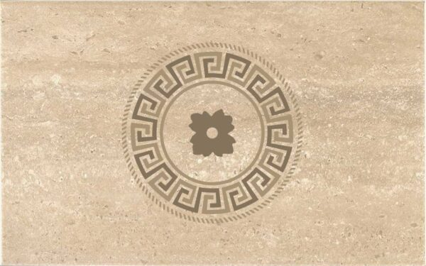 Faianță decor CESAROM® Travertine